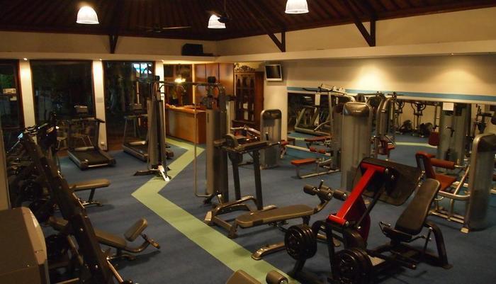 Ajanta Villas Bali - Fitness Room