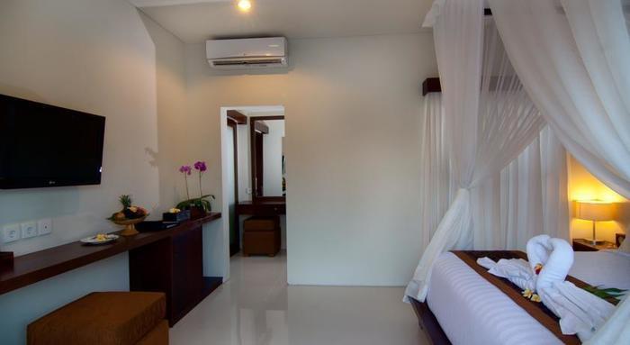 The Awan Villas Balli - Guest Room