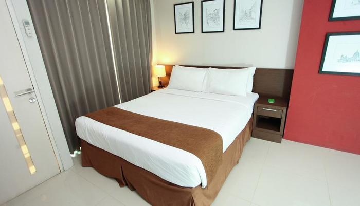 The Square Surabaya - Deluxe Single Bed