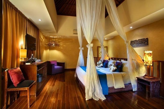 Kupu-Kupu Jimbaran Bali - Muaya Suite Bedroom