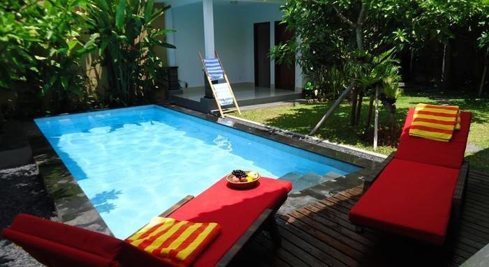 Magic of Bali Villa Bali - Swimming Pool
