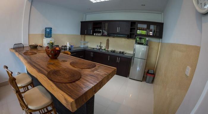 Magic of Bali Villa Bali - Kitchen