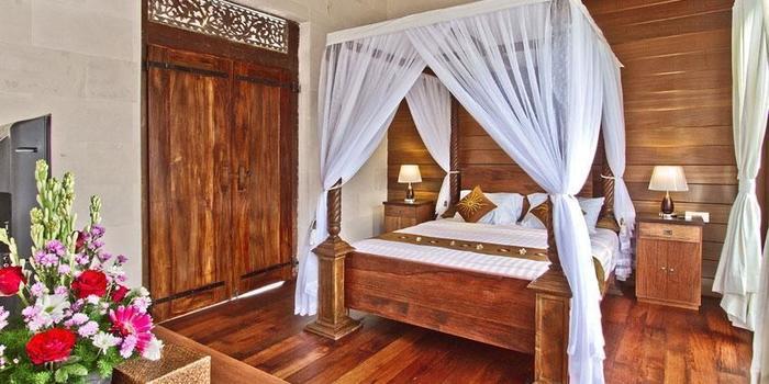 The Christin Villas Bali - Guest Room
