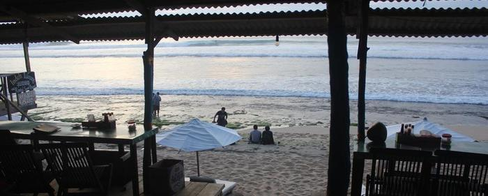 Balangan Cottage Bali -  Beach