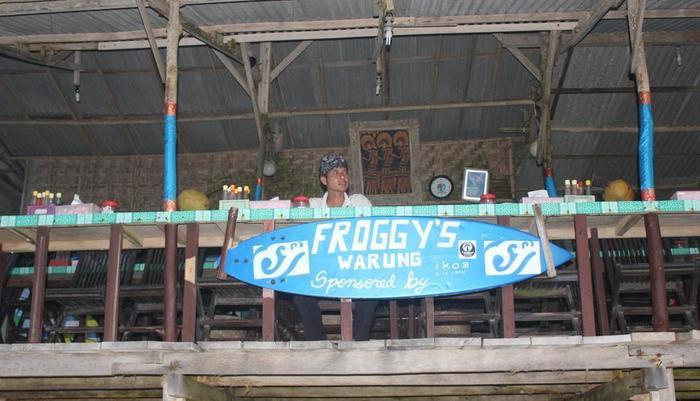 Balangan Cottage Bali - Restorant