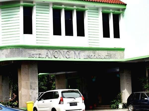 Hotel Ayong Linggar Jati - Exterior