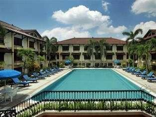 Yogyakarta Plaza Hotel Yogyakarta - Swimming Pool