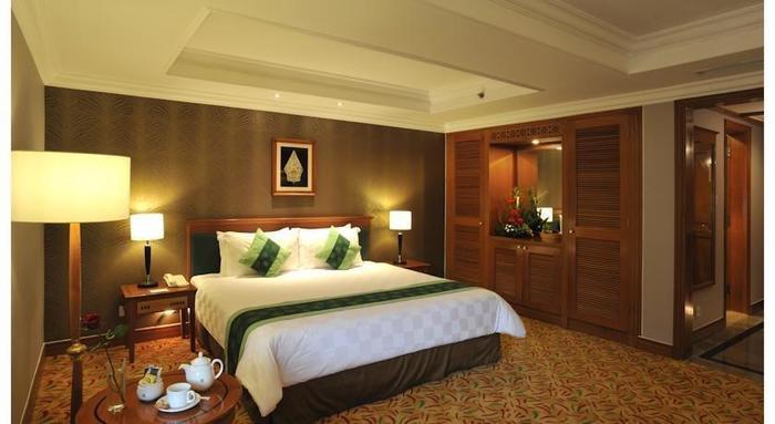 Yogyakarta Plaza Hotel Yogyakarta - Guest room