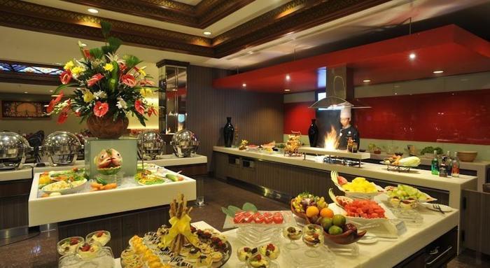 Yogyakarta Plaza Hotel Yogyakarta - Dining room
