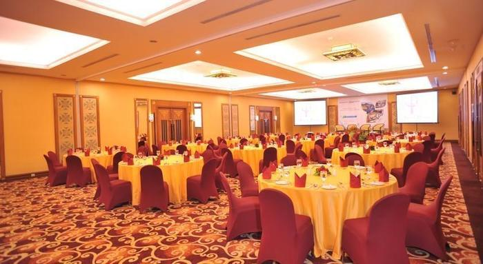 Yogyakarta Plaza Hotel Yogyakarta - Ballroom