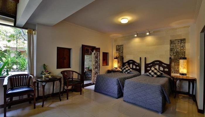 Taman Harum Cottages Bali - STANDARD ROOM