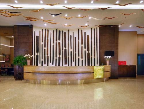 Aston Jember Hotel Jember - Receptionist