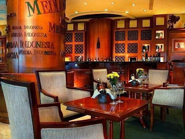 The Media Hotel Jakarta - Bar