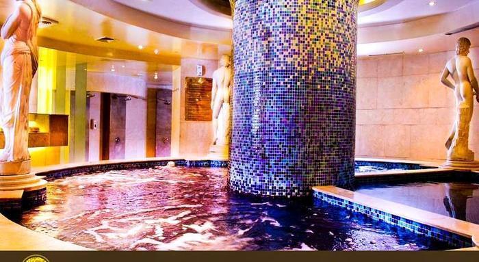The Media Hotel Jakarta - Sauna