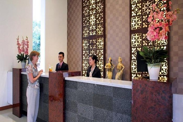 The Arnawa Hotel Ciamis - Reception