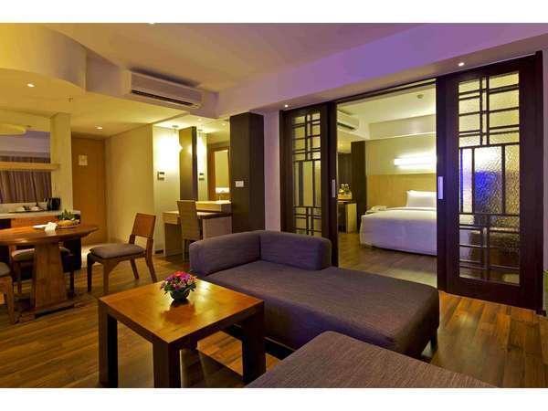 Bintang Kuta Hotel Bali - Living Room Suite