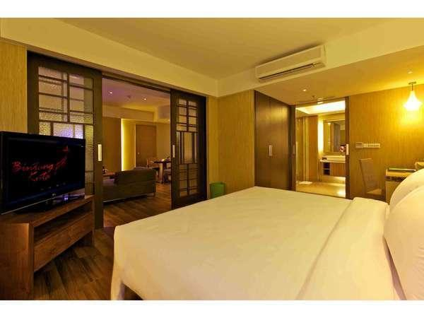 Bintang Kuta Hotel Bali - Bed Room Suite
