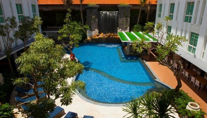 Bintang Kuta Hotel Bali - Swimming Pool (high)