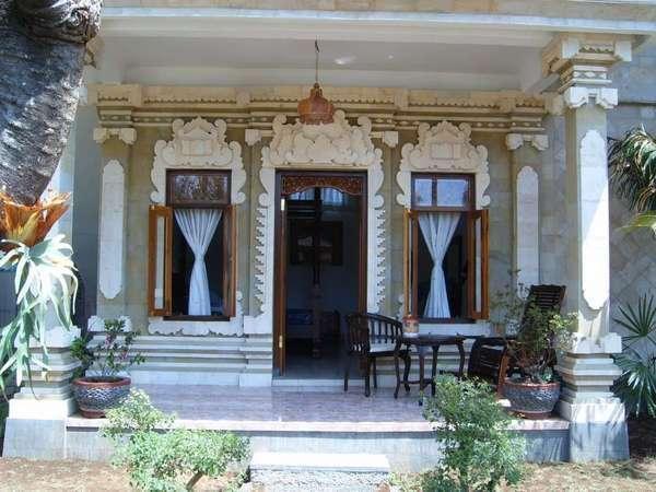 Suma Hotel Bali - Room Front 1