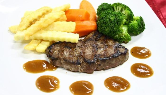 Grand Orchid Solo - Beef Steak