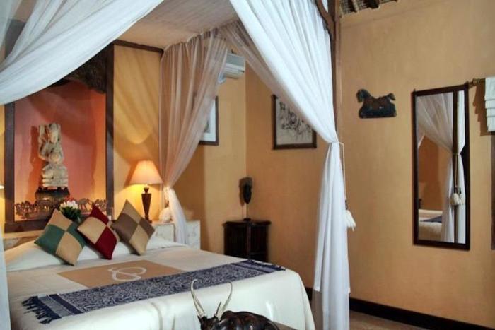 Puri Taman Sari Bali - Guest room