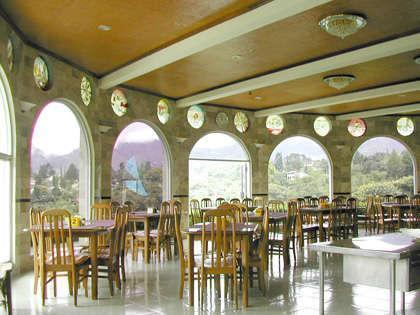 Hotel Seruni  Salak - restaurant