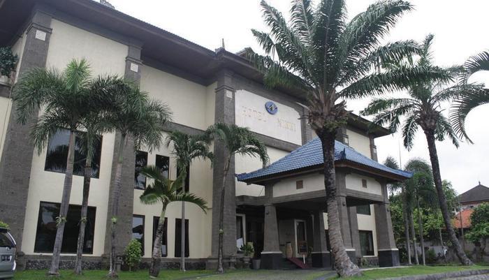 Hotel Nikki Bali - Front