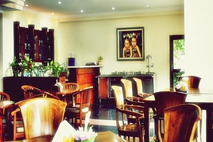Hotel Nikki Bali - Dining room