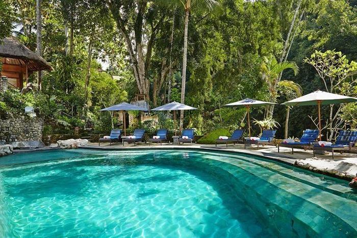 Tjampuhan Hotel Ubud - Pool
