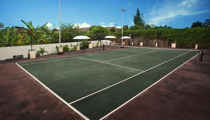 Hotel New Saphir Yogyakarta - Tennis Court