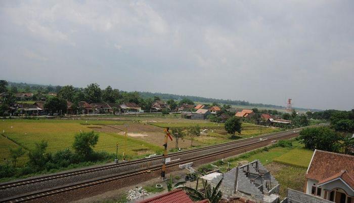 Wijaya Hotel Yogyakarta - Railway