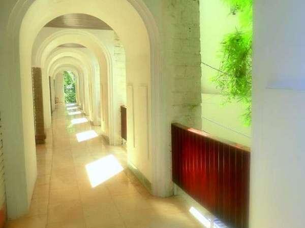 Jeje Resort Bali - Corridor