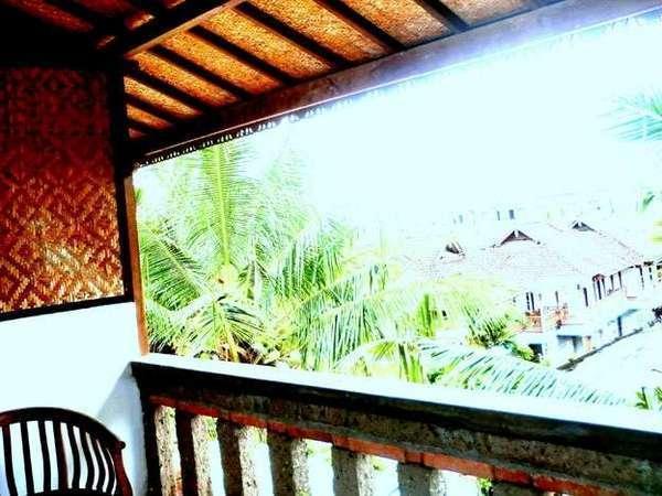 Jeje Resort Bali - Balcony
