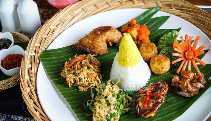 The Kana Kuta Hotel Bali - Mix Rice