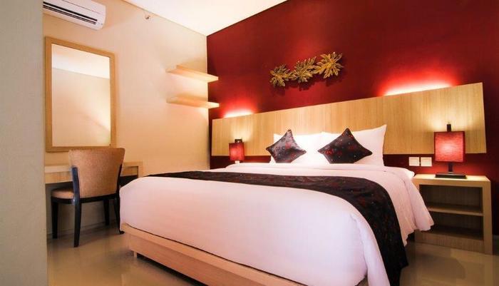 The Kana Kuta Hotel Bali - Family Duplex Double