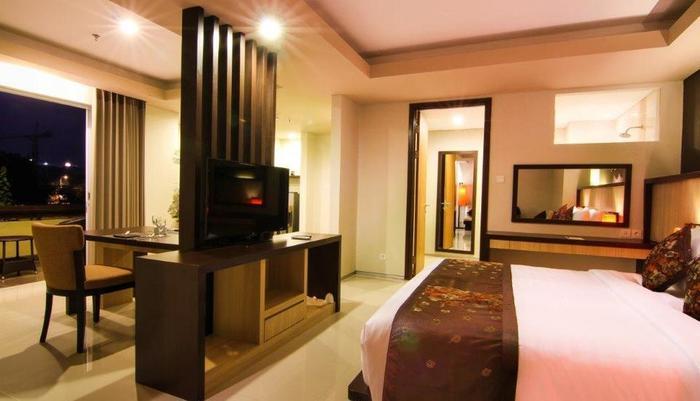 The Kana Kuta Hotel Bali - Suite Room 2