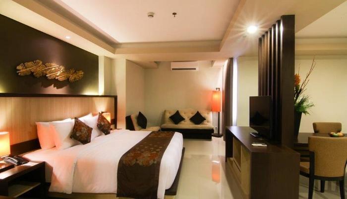 The Kana Kuta Hotel Bali - Suite Room 3