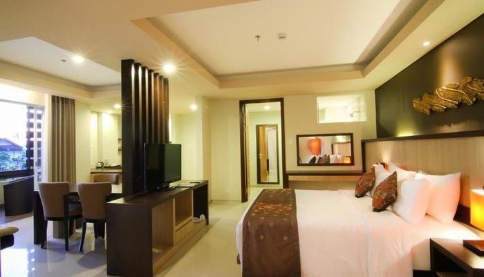 The Kana Kuta Hotel Bali - Suite Room 5