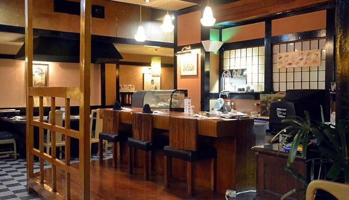 Garden Palace Surabaya - Nishiki Restaurant