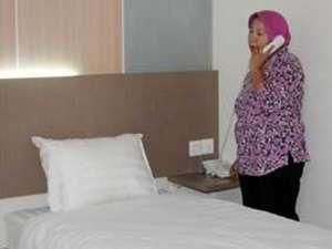 Hotel Duta Palembang - Bedroom