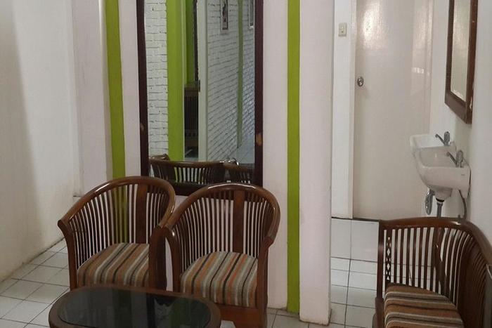 Sendok Hotel Lombok - Living room