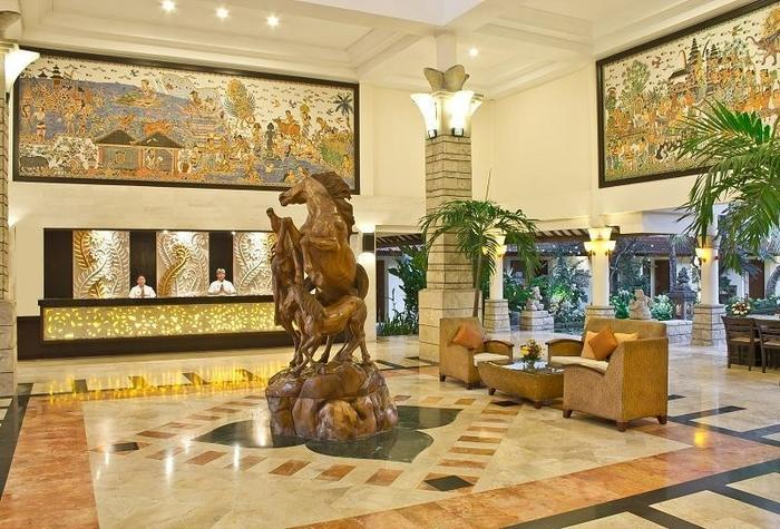 Bali Rani Hotel Bali - Lobby