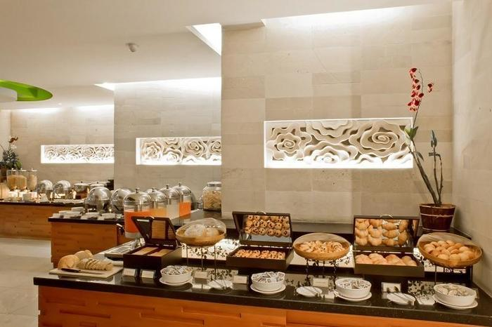 Bali Rani Hotel Bali - Makan Pagi Prasmanan