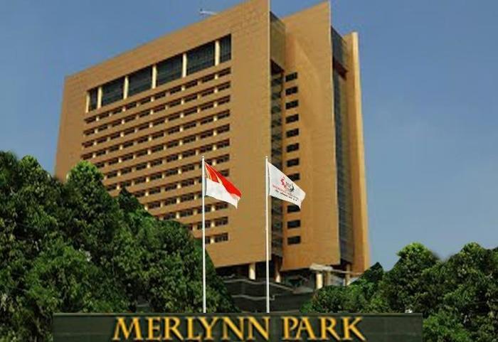 Merlynn Park Hotel Jakarta - Hotel Building