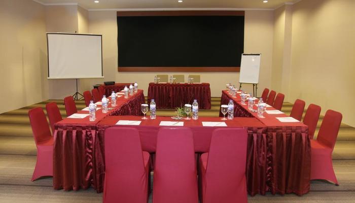 Quin Colombo Hotel Yogyakarta - Rama meeting room