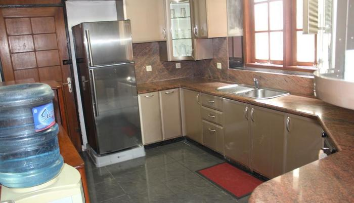 OBC Guest House Bandung - Kitchen