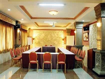 Hotel Seruni Puncak - Meeting room