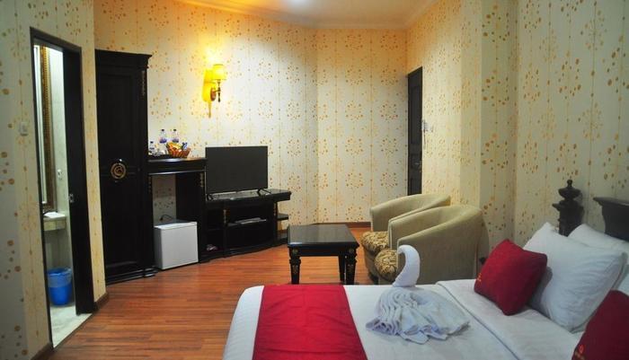 Quds Royal Hotel Surabaya - Deluxe 2
