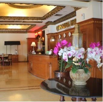 Quds Royal Hotel Surabaya - Lobby