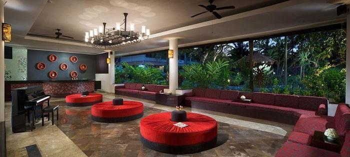 White Rose Kuta - Lobby Lounge